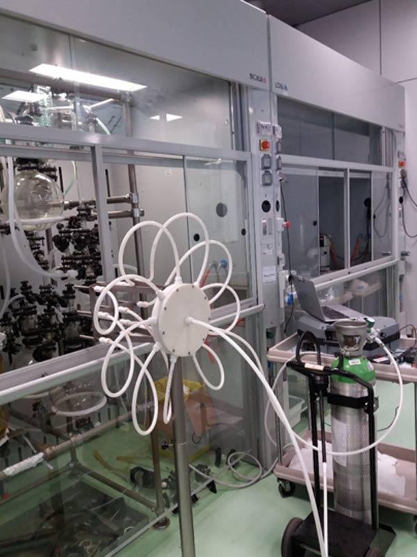 Cappe laboratorio chimiche e Biohazard da Laboratorio: assistenza tecnica Sardegna, Lazio, Toscana, Lombardia, Piemonte, Liguria, Emilia....